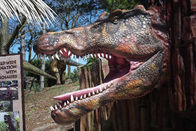 Jurassic Park Place Dinosaur Head Decoration Entertainment Equipment