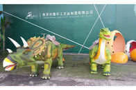 Triceratops Animatronic Dinosaur Ride Rubber Silicon Skin Soft